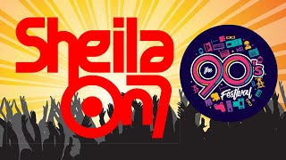Sheila On 7 Live Concert At 90 39 S Festival