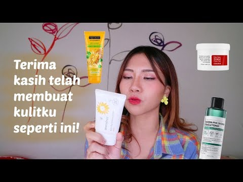 BEST OF THE BEST SKINCARE PRODUCTS 2018, NO ENDORSE!  | Natya Shina #1