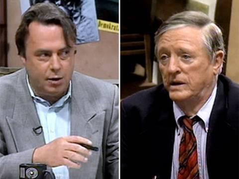 Hitchens and Buckley Debate 1960s Counterculture