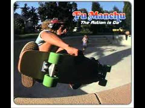 Fu Manchu - Anodizer