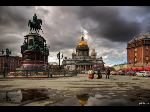 Алла Пугачёва: В Петербурге гроза. Слайд - шоу.