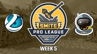SPL Summer Split 2018 Week 5: Luminosity vs. Spacestation (Game 1)