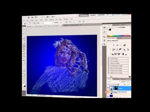 Как из обычной картинки сделать пиксельную