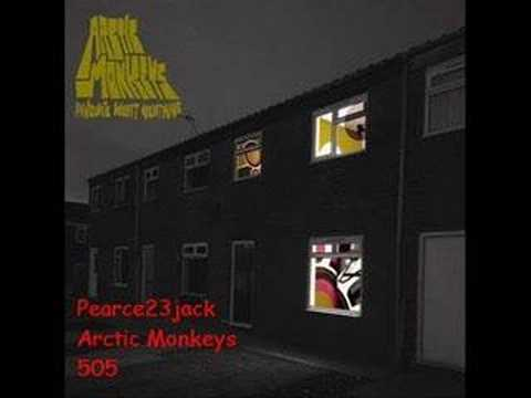 Arctic Monkeys - 505 - Favourite Worst Nightmare Video