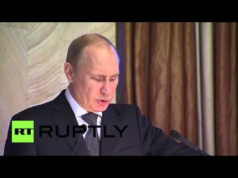 Russia: We will not be intimidated by Western pressure - Putin