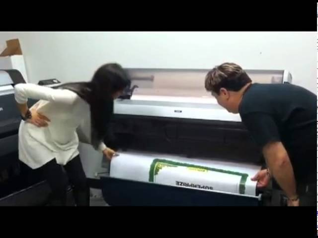 Danielle Lam Behind The Scenes at PCH Headquarters - Making The BIG Check!