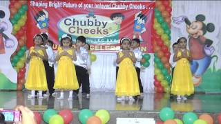 Annual Day Celebration 2015 - Itsi Hasi Itni Si Khushi