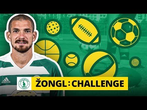 Žongl Challenge: David Bartek