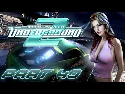 Lets Play Need for Speed Underground 2 Part 40 (HD/German) - Pure Spannung