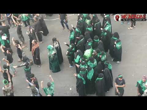Manzar Kashi Arbaeen 1440 Karbala Live Must Watch Must Share Subscribe This Chanel