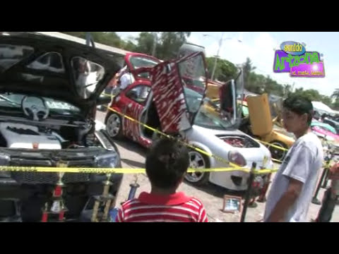 Expo Tunning Car 2009 en Ciudad Mante by Sonido Arizona