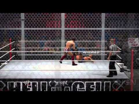 Let's Play WWE 2K14: Daniel Bryan vs. Randy Orton