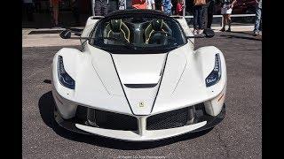 Best of Italian Supercar Sounds 2018 - Lamborghini, Ferrari, Maserati, Alfa Romeo!