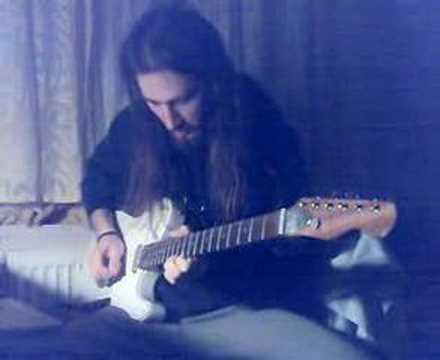 YavuzÇetin - Erkeğin Olmak İstiyorum - Guitar Solo