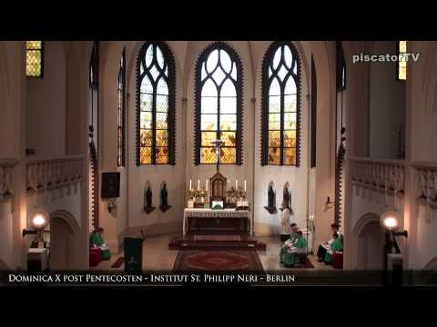 Dominica X post Pentecosten 06 Graduale - Traditional Latin Mass