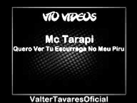 Mc Tarapi   Quero Ver Tu Escurrega No Meu Piru  Dj Leozinho Da Zona Sul    YouTube