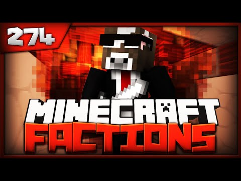 Minecraft FACTION Server Lets Play HOW TO BUILD A BASE Ep. 274 Minecraft Factions PvP