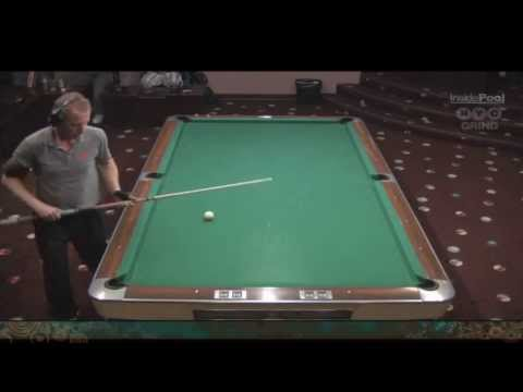 Shane Van Boening VS. Earl Strickland At Steinway Billiards Part 1