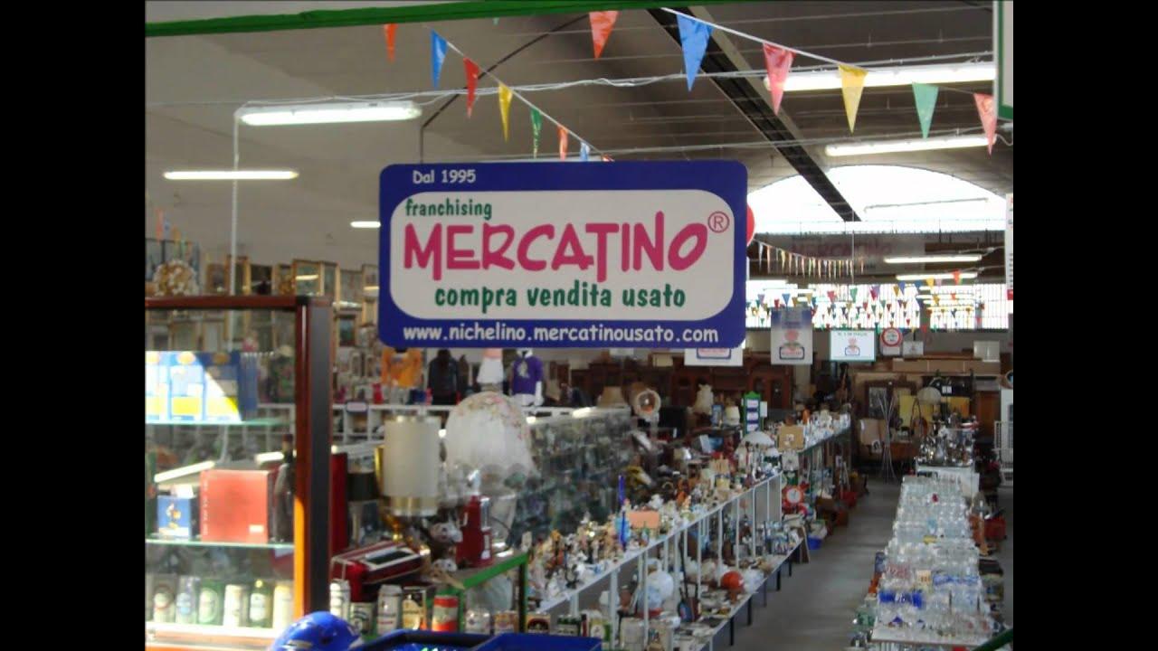 Mercatino dell 39 usato youtube for Mercatini usato roma