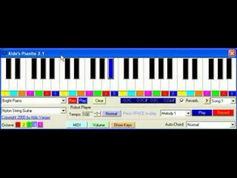 Learn How To Play Pakistani National Anthem On Piano video