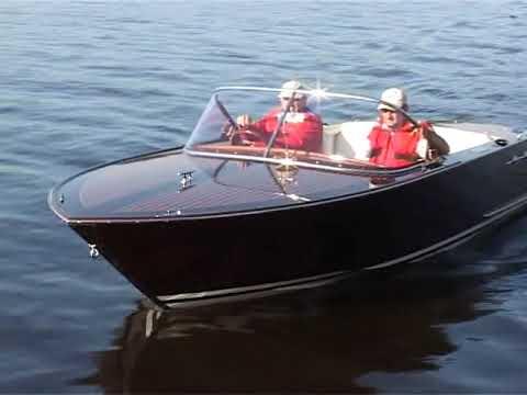 Simple Wood Boat