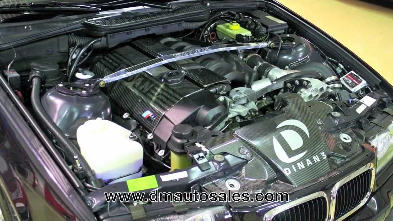 Bmw E36 M3 Dinan Stage Ii Supercharged D Amp M Motorsports