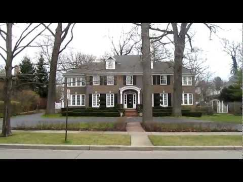 Casa do filme Esqueceram de Mim (Home Alone House - with subtitles)