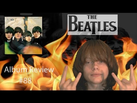 Beatles For Sale by The Beatles Album Review #88