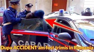 Din italia de la furat m-am intors in Romania cu piciorul rupt ! Part.3