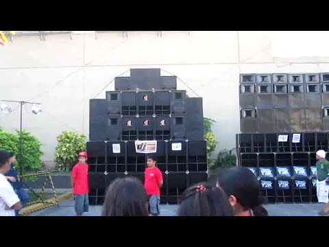 ILOILO SOUNDSYSTEM BATTLE OF THE SOUND 2012