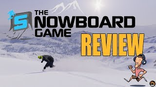 The Snowboard Game - Indie Game Review | Birdalert (2018)