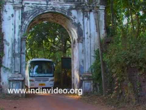 Arch of Conception, Old Goa