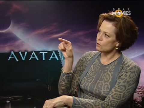 Star Movies VIP Access: Avatar - Sigourney Weaver