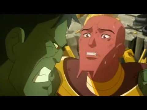 Смерть Красного короля (Планета Халка 2010)