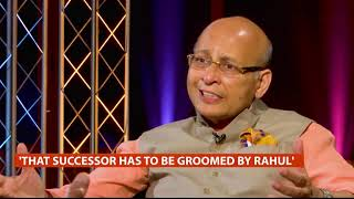UpFront With Karan Thapar, June 17 | Crisis In Congress: Interview With RS MP Abhishek Singhvi