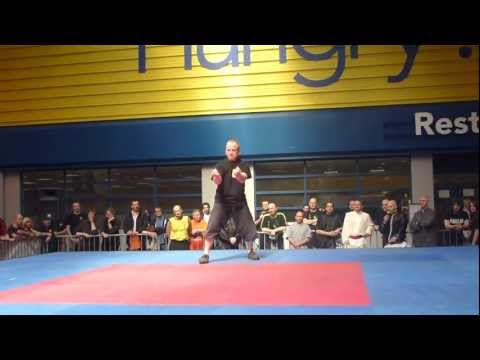 Sifu Paul Whitrod - Chow  Gar Tong Long