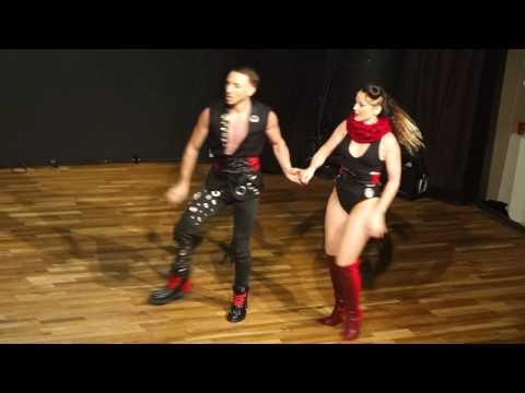 00020 DIZC2016 Leticia and Daniel ~ video by Zouk Soul