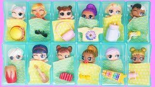 LOL Surprise Dolls Barbie Doctor in Unicorn Dream Mansion