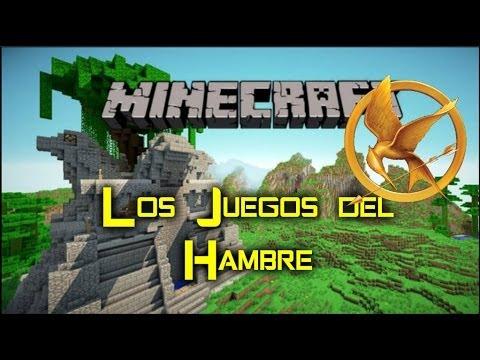 Minecraft Server 1.7.4 || LOS JUEGOS DEL HAMBRE || Servidor no premium ||