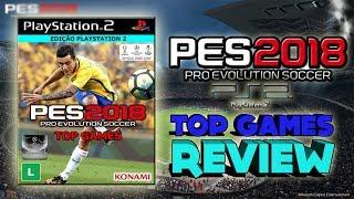 Pes 2018 ps2 Top Games Review en español (Actualización Agosto)