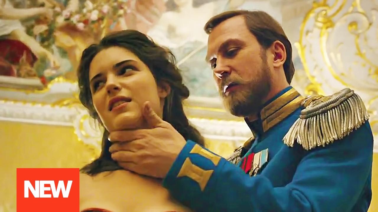 Трейлер фильма про балерину 2018 россия