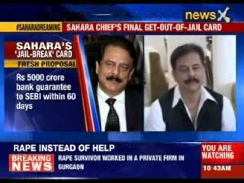 SC to hear Subrata Roy's bail plea today