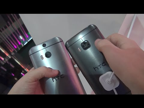 HTC One M9: In-Depth Hands On (MWC 2015)