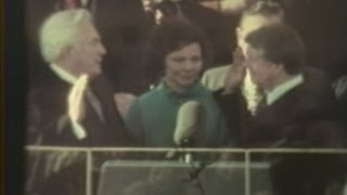 Jan. 20, 1977: Inaugural Ceremonies for Jimmy Carter