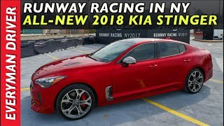 All-New 2018 Kia Stinger in NYC on Everyman Driver