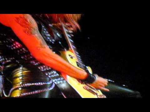 Richie Faulkner's guitar solo -Judas Priest