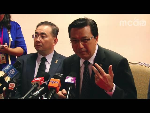 Bantuan MCA kepada mangsa banjir Terengganu tidak mengambil kira kaum