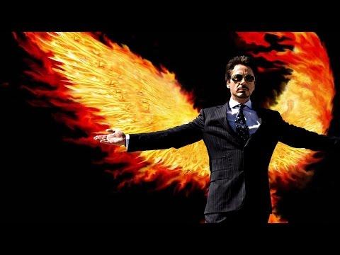 Роберт Дауни Мл. – феникс, восставший из пепла
