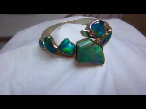 Bangkok Gems & Jewelry Fair Opals,Opal jewellery.