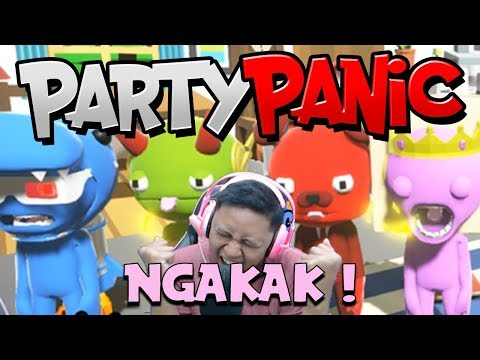 GAME KOPLAK !! - Party Panic w HOMPIMPA
